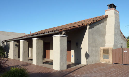 Historic Adobe Building